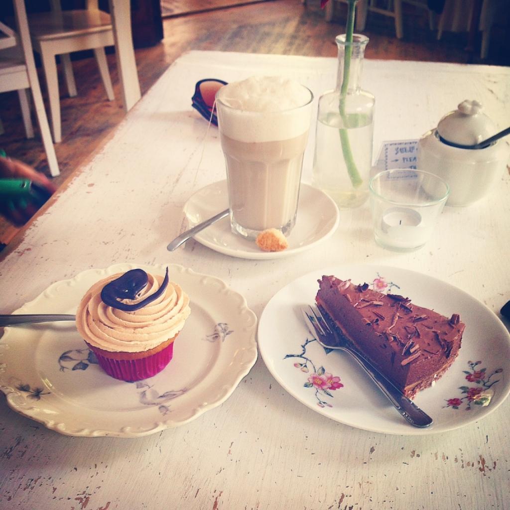 Cafe Vux Inside