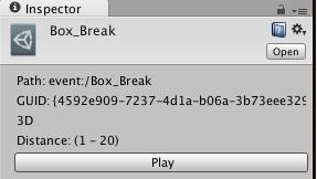 Box Break Grab